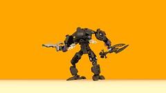 Revotain [Sniper] 4 (Folisk) Tags: digital star gun factory lego pov designer system technic prototype hero dust bionicle tool screwdriver moc ldd orgbinc revonic