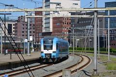 DSC_0023 (xrispixels) Tags: train railway trein amersfoort protos connexxion transdev valleilijn