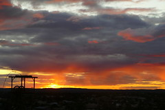 Sunset Over Broken Hill (The Pocket Rocket) Tags: sunset mine australia nsw brokenhill