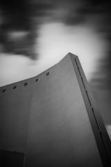 Bunker (Telmo Pina e Moura) Tags: longexposure blackandwhite bw almada arquitechture teatroazul