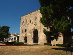 The Zisa (sctkirk) Tags: castle palace norman sicily palermo sicilia zisa