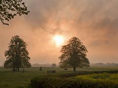 Hurley 6.00am (hartlandmartin) Tags: morning mist sunrise sony warwickshire hurley midlands rx100ii