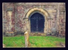 Moulton Lincolnshire (stephenlamb) Tags: door church lincolnshire moulton