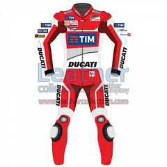 ANDREA DOVIZIOSO DUCATI MOTOGP 2016 RACE SUIT for $899.00 (steve.kulka) Tags: andreadovizioso andreadoviziosoducatimotogp2016racesuit ducatiracesuit