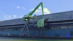 077crpfwlshsatacolaconfwlctfwl (citatus) Tags: toronto canada evening harbor spring ship pentax harbour sugar warehouse ii refinery k3 unloading 2016 redpath