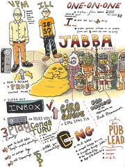 Jabba_&_Friends (bepebaci) Tags: starwars return jedi jabba hutt