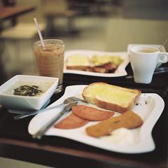 R1-08 (redefined0307) Tags: breakfast mediumformat    hkbu zenzabronica kodakportra160  zenzabronicas2