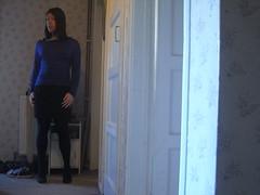 SAM_6692 (Tammys Dead X_x) Tags: tights pantyhose opaqueblacktights