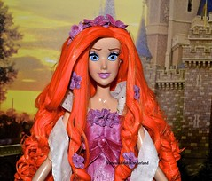 "Giselle LE Disney Store Doll 17"" - Enchanted (Vanessa Ariel Wonderland) Tags: new flowers vanessa robert cake wonderful hair movie dress princess action handmade live pipe longhair prince disney il full edward dreams carrot giselle newgeneration wonderland walt redhair limited hairstyle generation limitededition carrotcake nylon une enchanted disneystore hairs waltdisney coiffure princesse pinkdress daring narcissa liveaction fois repaint polypropylene reroot gisel etait limite iletaitunefois reborndoll enchantedmovie nylonhair fullreroot reroothair limitededitiondisneystore limitededitiondisney reroothairs vanessaariel waffleshairs blendhairnylonhair vanessaarielwonderland nylonhairs vanessarepaint vanessarepaintdoll gisellewaltdinsey daringhair daringpolypropylenehair carrotcakenylon carrotcakenylonhair gisellewaltdisney giselledisney giselleprincess"