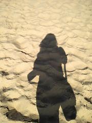 Sandy 2 (photobrixie) Tags: ocean sea selfportrait france beach me myself coast phone aquitaine biscarrosse oneplus oneplus2