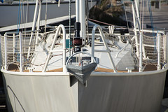 an Land (grasso.gino) Tags: italien italy detail boot boat nikon italia marche marken fano d5200