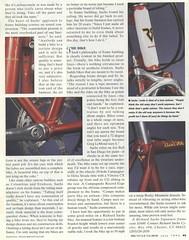 p45 Framed Art - Sachs (kurtsj00) Tags: santa bike bicycle framedart frame columbine custom della erickson sachs bicycleguide