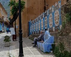 Chefchaouen.En la Plaza de Uta El-Hamman.Marruecos. (lameato feliz) Tags: chefchaouen marruecos
