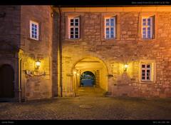 Gbel's Schlosshotel (Jannik Peters) Tags: castle zeiss hotel sony fe a7 21mm a7ii loxia