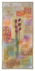Kalinov Mirka  Dancing Tulips (lastoffagiusta2013) Tags: quilt prague praha praga quilts patchwork