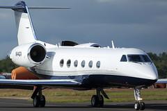 N44GV | GLF4 | EGHH (Global_5000) Tags: canon airplane eos airport aircraft aviation aeroplane civil bournemouth boh eghh n44gv