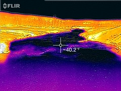 Yellowstone (sonofmidnight@att.net) Tags: nationalpark thermalimaging