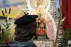 Besamanos Extraordinario - Virgen del Juncal - Junio 2016 (Manuel Francisco lvarez Ruiz) Tags: reina sevilla gloria barrio virgen mara imagen nuestra talla seora cofrada hdad hermandad santsima
