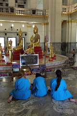 "Wat Sothon Wararam Worawihan (g e r a r d v o n k เจอราร์ด) Tags: artcityart art asia asia"" architectuur asian architecture buddha canon city colour expression eos earthasia fantastic flickraward blue indoor lifestyle ngc newacademy totallythailand photos people reflection stad this travel thailand thai tempel temple unlimited urban whereisthis where wat yabbadabbadoo flickrsbest 攝影發燒友 soe"