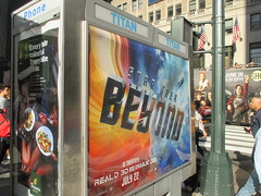 Star Trek Beyond Poster Billboard Phone Booth AD 1926 (Brechtbug) Tags: show street new york city nyc fiction film television st trek booth movie poster star tv jj theater phone mr theatre manhattan district space rip ad broadway science billboard midtown sidewalk ave captain spock scifi series beyond anton 1960s avenue abrams 7th futuristic kirk 32nd 2016 standee standees yelchin 06292016