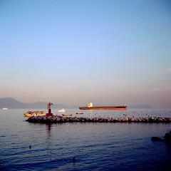 Napoli (boklm) Tags: italy color 120 6x6 film fuji napoli mamiya6 2014 160ns fujipro160ns
