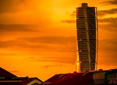 Ribersborg sunset