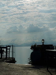 Mandraki (Eleanor Howell) Tags: light sunset sea sky seascape view dusk scape mandraki ermioni mandrakia