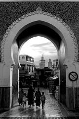 Medina Entrance (Tyr0) Tags: morocco medina fes