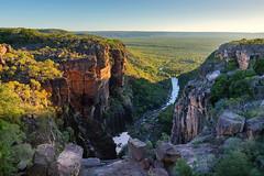 The top of Jim Jim Falls (Louise Denton) Tags: kakadu jimjim falls waterfall topofthewaterfall nt northernterritory topend australia cliff escarpment
