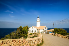 Far de Capdepera (erster_detektiv) Tags: mallorca lighthouse spain spanien cala rajada capdepera illesbalears balearischeinseln baleares