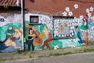 Graffiti Doel 2