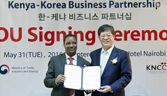 Korea_Kenya_Business_Partnership_03 (KOREA.NET - Official page of the Republic of Korea) Tags: kenya business   kotra naiobi     koreakenyabusinesspartnership