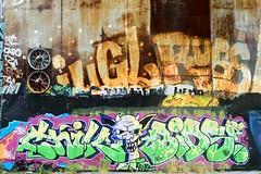Crew.jpg (het mooie weer?) Tags: street eye netherlands amsterdam graffiti nederland streetphotography ndsm straat amsterdamnoord streetamsterdam