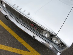 IMG_0679 (andrewlane94) Tags: american americanspeedfest muscle v8 classic retro vintage mopar brandshatch dodge dodgy 1967 coronet rt chrome grille bumper