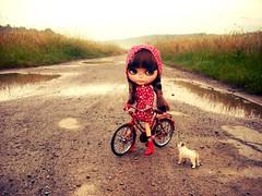 Rain,rain go away i wanna ride my bike