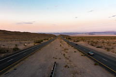 965A8604 (DarknessLit) Tags: road ca sunset arizona panorama usa moon beautiful animals cali canon weird route66 dam nevada alien astro aliens hoover zzyzx caliornia canonusa teamcanon