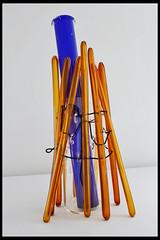 nr 5 01 2006 sottsass e (glasmuseum leerdam 2016) (Klaas5) Tags: sculpture holland art netherlands glass artwork contemporaryart kunst nederland sculptuur exhibition paysbas niederlande tentoonstelling kunstwerk glassmuseum glasmuseumleerdam picturebyklaasvermaas