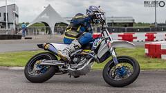 Supermotard training Emmen pottendijk (Mike Laros) Tags: race track supermoto racing ktm 350 500 450 fmf exc supermotard 501 husqvarna 701 fmfpipe