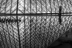 DSC_2541-2 (Mathieu Rougnon) Tags: wedding sunset bw paris night french nikon europe shooting capitale mariage pyramide lelouvre parisian d800 parisien rflexion pyramidedulouvre nikkor2470mmf28