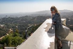 above LA