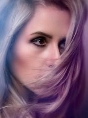 Blush (Harjodik) Tags: lighting portrait photoshop studio model colours olympus 28 retouch zuiko 40150 mirrorless