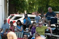 Listening to Bluegrass (joeldinda) Tags: june fan nikon bluegrass charlotte michigan d300 2016 charlottebluegrassfestival eatoncounty 3155 nikond300 eatoncountyfairground