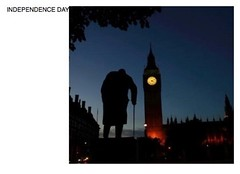 INDEPENDENCE DAY..................Brexit. (alanpeacock2) Tags: independence uk history packofcardswatchthisspace brexit europe euro money 23june help eureferendum churchill divorce democracy exit vote anewdawn if bigben crisis inout yes no blair snp notforsale dontpanic nobodydied freedom dominos whosnext europeanparliament brussels carefulwhatyouwishfor