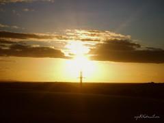 Sunset in the dunes (cepsl) Tags: sunset venezuela falcn atardeceres