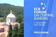 ECB Forum on Central Banking 2016 (European Central Bank) Tags: portugal forum sintra central banking ecb