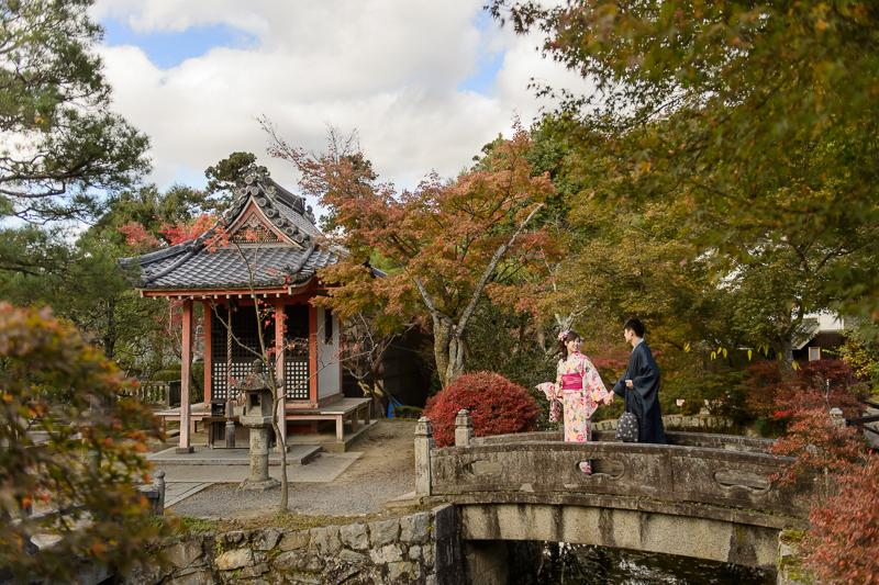 京都婚紗和服,日本婚紗,京都婚紗,京都楓葉婚紗,海外婚紗,和服拍攝,和服體驗,楓葉婚紗,DSC_0079