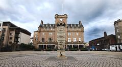 Leith - Scotland (Tha Ekim) Tags: world uk travelling canon scotland edinburgh europe blogger leith 1022 travelblog independency 70d brexit saorsaward
