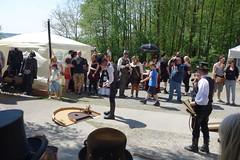 Steampunkspass Osnabrueck (Alf Igel) Tags: industrial frderturm osnabrck technicalmuseum steampunk osnabrueck technikmuseum foerderturm industrikultur museumindustriekultur steampunkspass