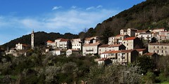 Levie (hikingharry) Tags: france corse corsica wandern korsika ultraleicht levie ultralightbackpacking mareamaresud