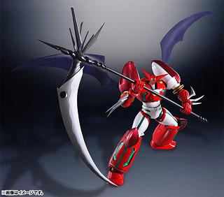 超級機器人超合金 真蓋特1號 OVA版